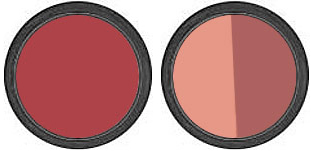 Iman Cosmetics Blushes in Peace and Allure