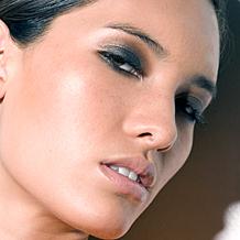 Makeup to go blog makeup artist Tania d Russell makeup los angeles makeup san francisco smoky eye testing