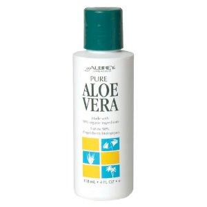 Aubrey Organics 100% Pure Aloe Vera Gel event makeup