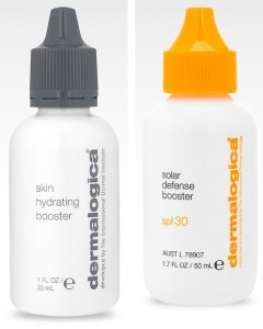 Dermalogica Skin Hydrating Booster and Solar Defense Booster