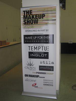 TheMakeupShowNYC the NYC Makeup Show 2011
