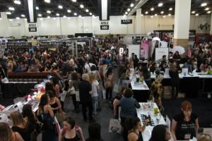 2011 Exposición Internacional de Maquillaje IMATS