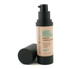 makeup to go blog makeup los angeles makeup san francisco basics foundation Youngblood Cosmetics Liquid Mineral Foundation