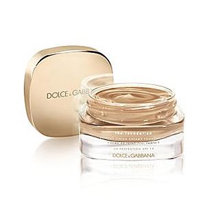 Dolce & Gabbana Perfect Finish Creamy Foundation new makeup products