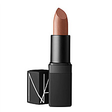 Nars Sheer Lipstick in Pago Pago fall makeup