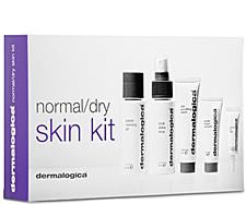 Dermalogica Skin Kit mini makeup products