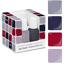 Essie Nail Polish Minis Winter Collection mini makeup products