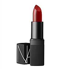 nars cosmetics lipstick in shanghai red labial rojo