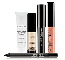 Smashbox Cosmetics Try It Kit mini makeup products