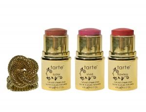 Tarte Cosmetics Ring It In Mini Cheekstain Set mini makeup products