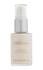 face atelier cosmetics ultra sheer illuminizing  foundation highlighters illuminators