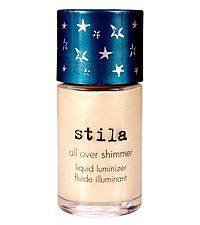 Stila Cosmetics All Over Shimmer Liquid