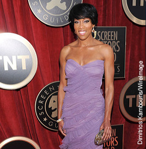 Regina King SAG 2012 Awards
