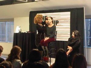 Smashbox Cosmetics Demo makeup to go blog makeup los angeles makeup san francisco makeup lessons beauty writer The Makeup Show Los Angeles 2012 Day 1