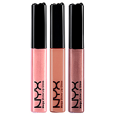 makeup to go blog makeup los angeles makeup san francisco makeup lessons nyx cosmetics mega shine lip gloss favorite lip glosses 2012