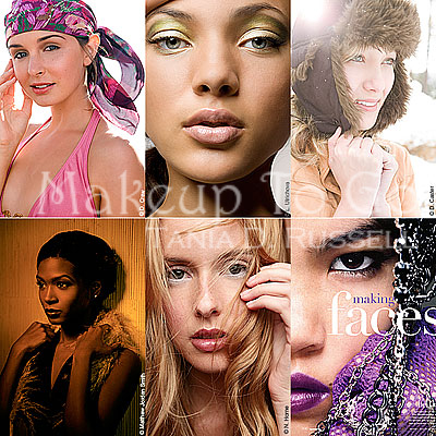 makeup to go tania d russell makeup artist mosaic