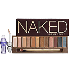 urban decay naked palette 1 makeup monday short notes