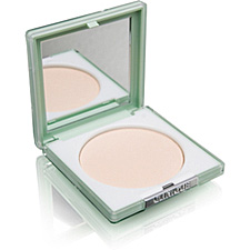 clinique pressed powder invisible matte