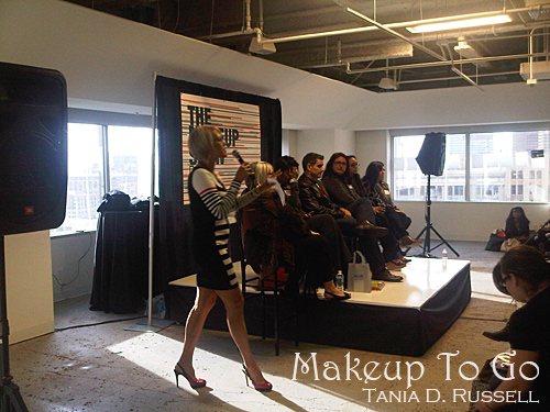 2012 the makeup show los angeles trade show