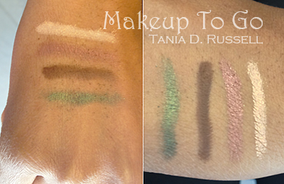 fashion fair amalfi eyeshadow swatches
