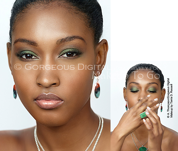 beauty makeup by tania d russell makeup artist