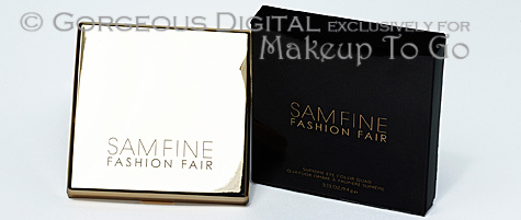 fashion fair cosmetics eyeshadow compact
