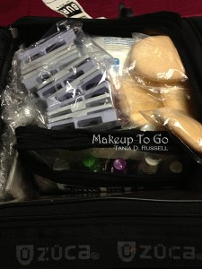 tania d russell makeup artist makeup to go blog makeup los angeles makeup san francisco kit organization makeup kit revisited new kit