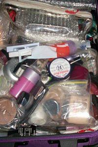 makeup artist tania d russell makeupwerks makeuptogo old makeup kit