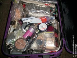 makeup artist tania d russell makeupwerks makeuptogo old makeup kit