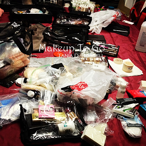 tania d russell makeup artist makeupwerks makeuptogo kit organization makeup kit
