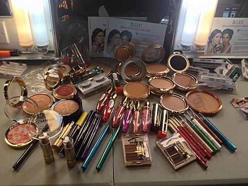 milani cosmetics turn the beat around jenesee dosmetic violence intervention program
