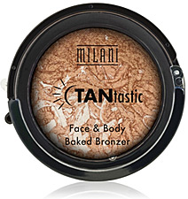 milani cosmetics tantastic bronzer