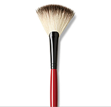 smashbox cosmetics fan brush #22
