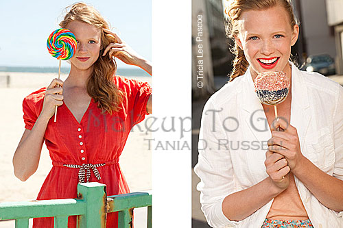 makeup to go blog makeup los angeles makeup san francisco makeup lessons tania d russell tricia lee pascoe sarah coral lip colors