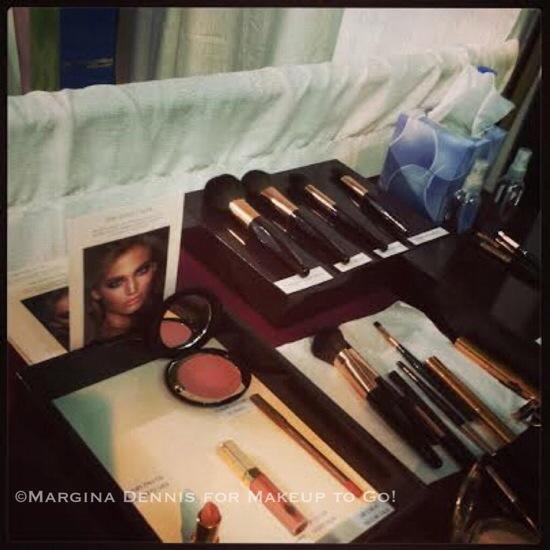 makeup to go blog makeup los angeles makeup san francisco makeup lessons tania d russell margina dennis Charlotte Tilbury the makeup show New York 2014
