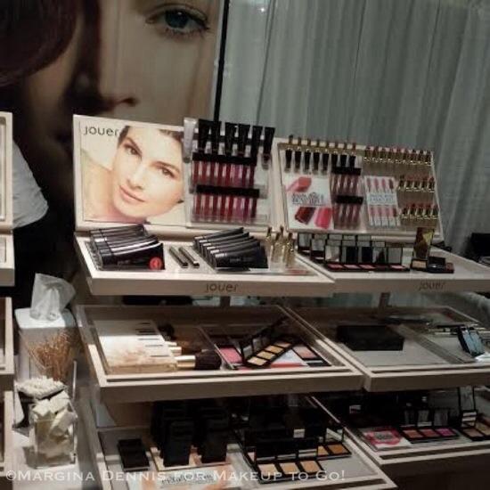 makeup to go blog makeup los angeles makeup san francisco makeup lessons tania d russell margina dennis jouer cosmetics the makeup show New York 2014