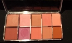 senna cosmetics cream to powder blush