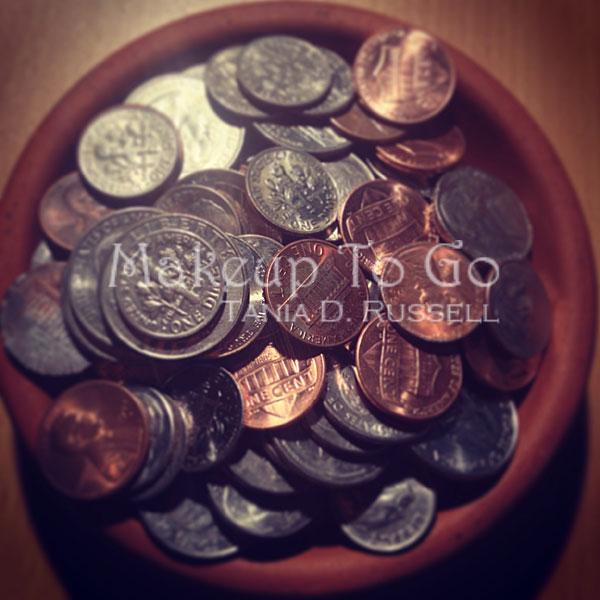 makeup to go blog makeup los angeles makeup san francisco tania d russell makeup artist pennies undercutting