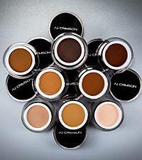 makeup to go blog aj crimson beauty collection