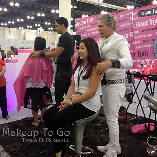 makeup to go blog makeup los angeles makeup san francisco tania d russell 2014 phamexpo wrap up michael o rourke