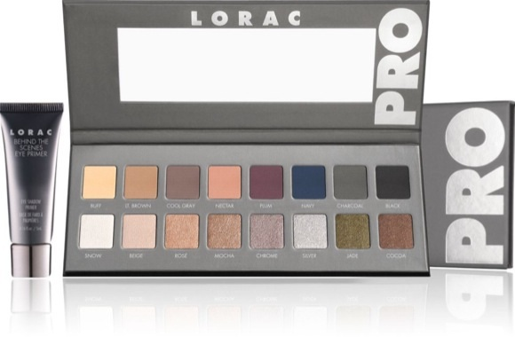 LORAC pro eyeshadow palette 2 makeup to go blog makeup los angeles makeup san francisco tania d russell makeup monday short makeup notes July 2014