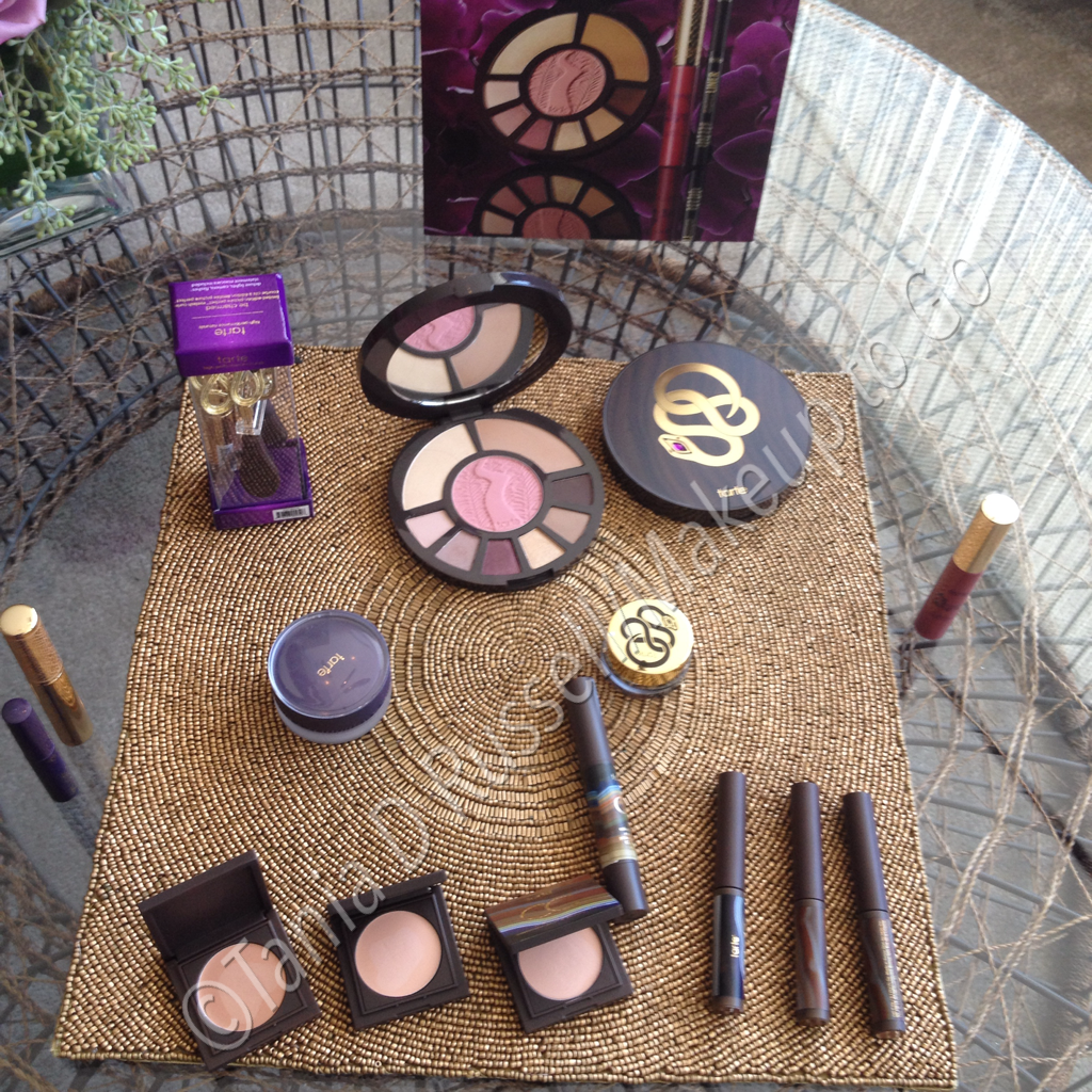 Tarte Cosmetics Rainforest After Dark Fall 2014 Collection makeup to go blog tarte cosmetics fall 2014 collection