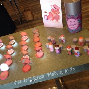 Tarte Amazonian Clay Blush Tarte cheek stains makeup to go blog tarte cosmetics fall 2014 collection