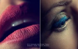makeupwerks tinsel tokyo magazine makeup artist tania d russell los angeles san francisco makeup to go blog