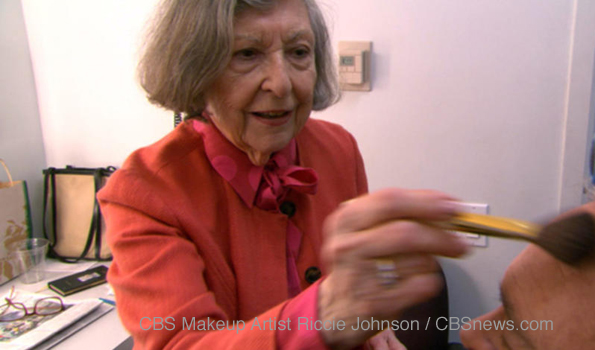 CBS makeup artist Riccie Johnson  makeup to go makeup to go blog