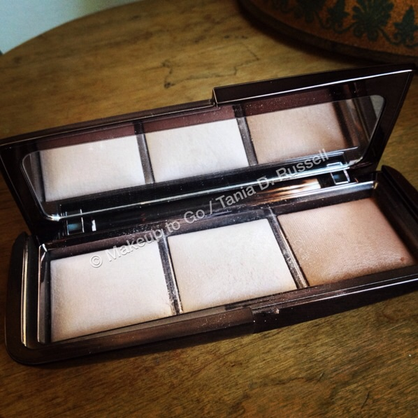 Hourglass Cosmetics Ambient Lighting Palette makeup to go blog makeup short notes november