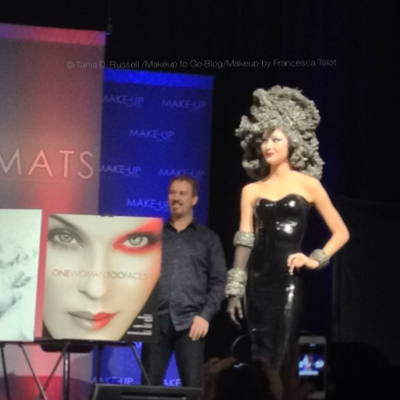 makeup to go blog makeup los angeles makeup san francisco tania d russell imats Los Angeles 2015 francesca tolot