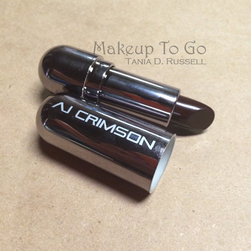 makeup to go blog makeup show los angeles 2015 wrap up aj crimson beauty lipstick  no explanation open