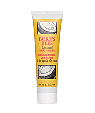 makeup to go blog post travel recovery burts bees coconut foot cream