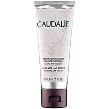 makeup to go blog post travel recovery caudalie hand and nail cream